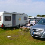 Camping Sommer in St. Peter-Ording