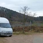 Frühling in der Pfalz Teil 1 +++ Reisetelegramm+++