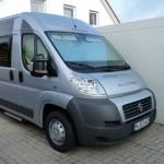 Unser neues Reisemobil – Globecar Roadscout
