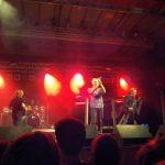 SAGA bei der 3. Rocknacht in Bad Essen
