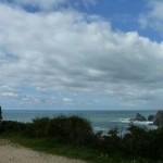 Mit starkem Nordwind vom Alentejo in die Algarve