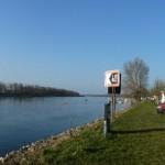 Sonnige Restfahrt durch Frankreich und Ankunft in Breisach am Rhein