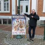 Bei Winnetou I – Die Karl-May-Festspiele 2013 in Bad Segeberg