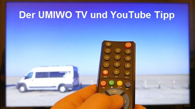 TV und YouTube Tipps