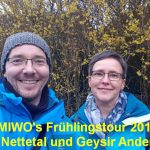 YouTube Reise-Vlog #1: UMIWO's Frühlingstour 2018 in der Vulkan Eifel Teil 1
