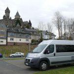 Frühlingstour 2018 Teil 1 – Fahrt durchs hessische Bergland