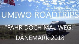 UMIWOs Roadtrip Dänemark 2018 auf YouTube - Teil 2 - Südjütland