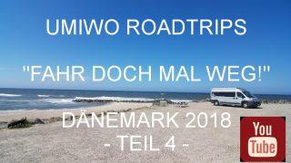 UMIWOs Dänemark Roadtrip Teil 4 - Mitteljütlands Westküste
