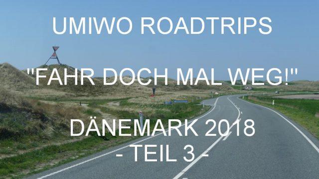 UMIWOs Dänemark Roadtrip Teil 3 - Mitteljütland