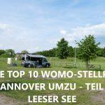Leeser See – Unsere Top 10 Wohnmobil Stellplätze Hannover umzu