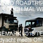 """UMIWOs Dänemark Roadtrip #8 – """"Landyacht meets Offroad"""" auf Römö"""