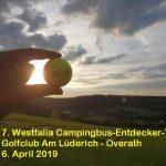 Aufruf zum 7. Westfalia Campingbus-Entdecker-Treffen 2019