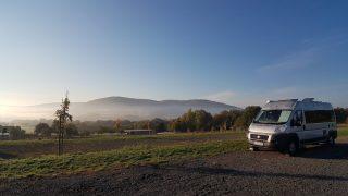 Herbsttour 2018  - Teil 2 - Die Kranken in Franken