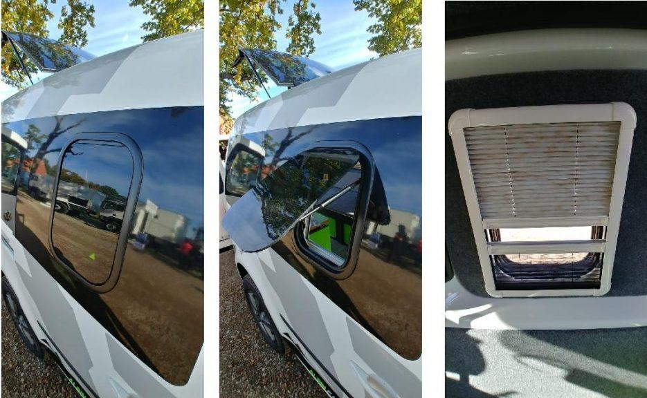Vorstellung Mini-Wohnmobil VW Caddy Alpin Camper › UMIWO ...