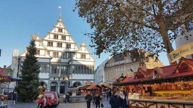 UMIWOs Weihnachtsmarkt-Checker-Tour 2018 in Paderborn
