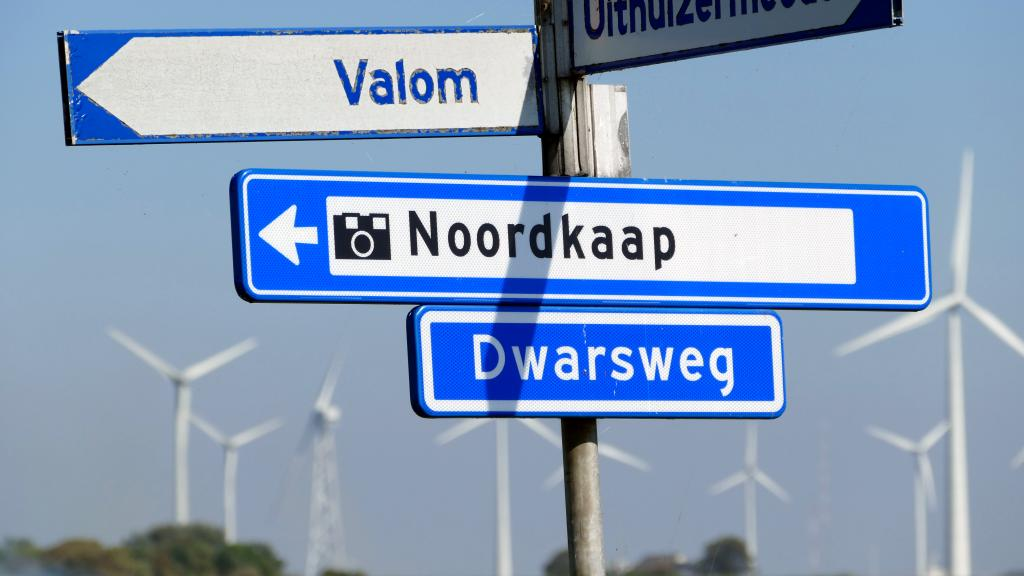 Mit dem Wohnmobil durch die Provinz Groningen - Teil 1 - Auf zum Nordkap!
