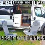 tested by UMIWO – 7 Jahre Westfalia Columbus 600 D – unsere Erfahrungen