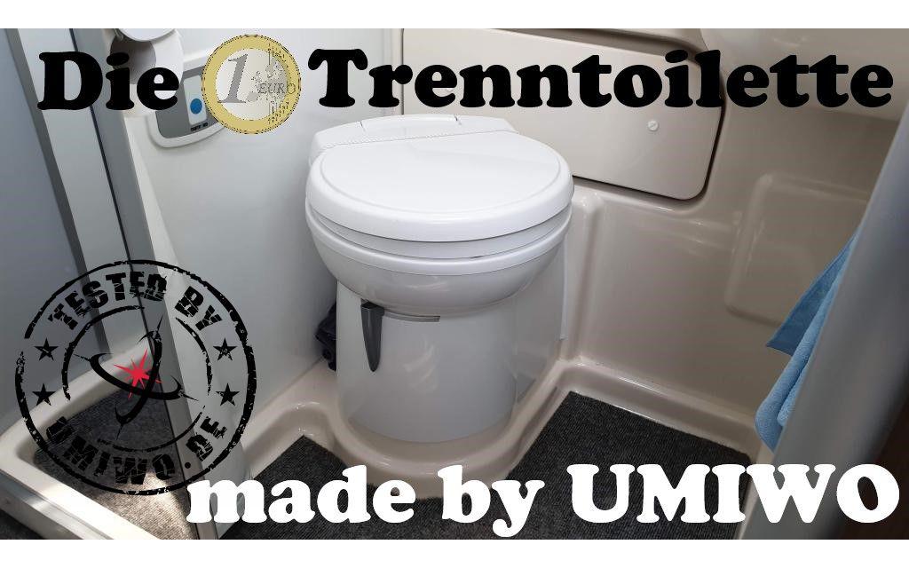 Trenntoilette made by UMIWO
