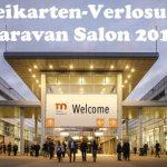Freikarten-Verlosung: 20 x 2 Tickets zum Caravan Salon 2019
