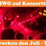 Wir rocken den Juli – UMIWO auf Konzerttour Teil 2 – Riverside in Worpswede