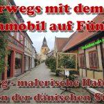 UMIWO auf Fünen |#4| Faaborg – malerische Hafenstadt an der dänischen Südsee