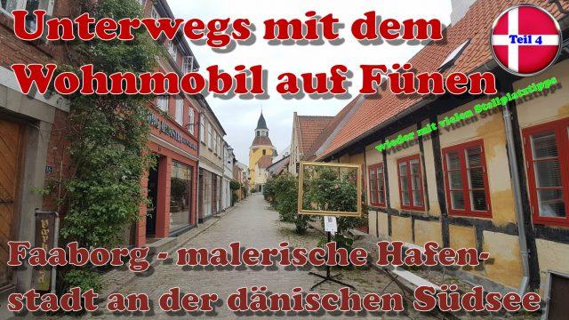 UMIWO auf Fünen |#4| Faaborg - malerische Hafenstadt an der dänischen Südsee