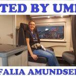 tested by UMIWO – Vorstellung Westfalia Amundsen 600 D Modelljahr 2020 Caravan Salon Düsseldorf