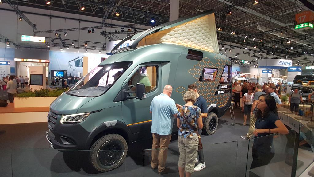 Hymer VisionVenture Concept Car