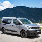 Der neue Peugeot Partner Minicamper von Alpin Camper