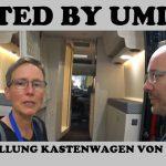 """tested by UMIWO: Vorstellung neuer Kastenwagen von """"tourne"""" auf dem Caravan Salon 2019"""