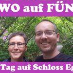 UMIWO auf Fünen |#8| Ein toller Tag im Schlosspark Egeskov
