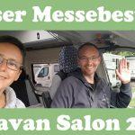 NEUES YOUTBUE VIDEO! Unser Messebesuch auf dem Caravan Salon 2019