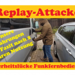 Replay-Attacke – Sicherheitslücke Funkfernbedienung – Unsere Erfahrungen und Fazit nach 2 Jahren intensiver Nutzung
