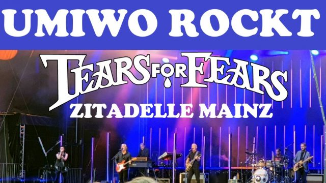 Tears For Fears Mainz Zitadelle