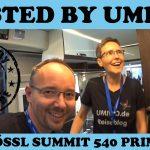 tested by UMIWO: Vorstellung neuer Pössl Summit Prime 540 auf dem Caravan Salon 2019