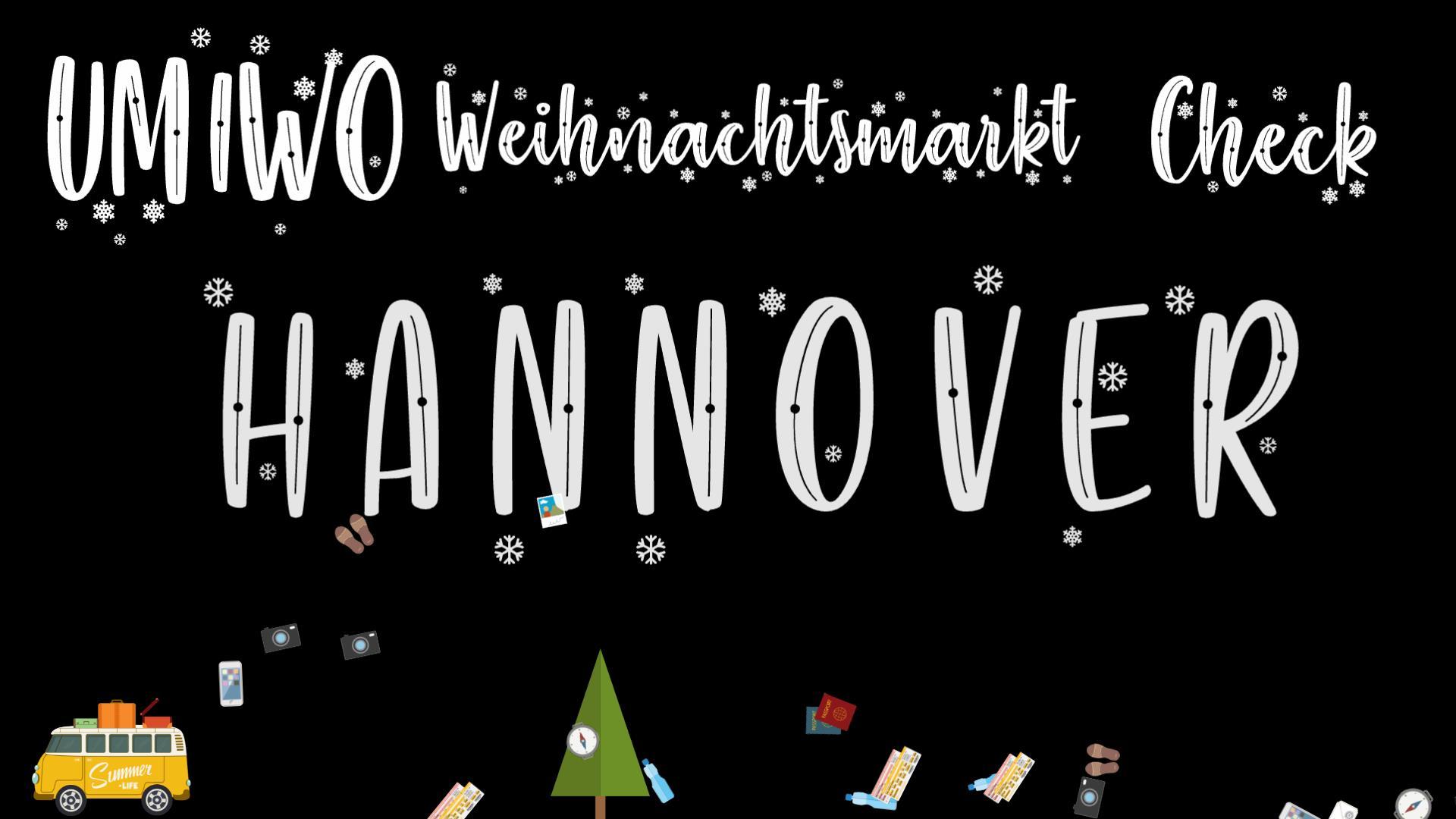 Weihnachtsmarkt Check Hannover Wohnmobil Stellplatz