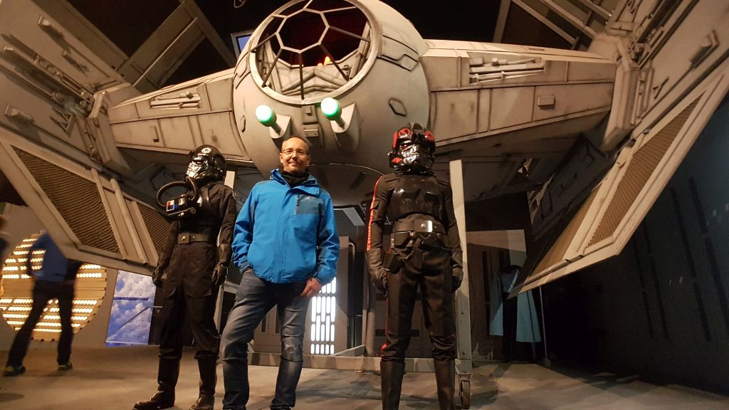 Star Wars Ausstellung Dassow