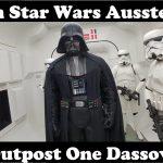 Besuch der Star Wars Fan-Art Ausstellung Outpost One – Teil 2