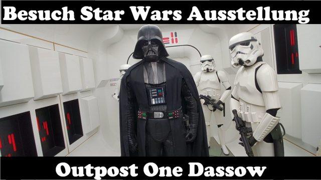 Star Wars Dassow Outpost one
