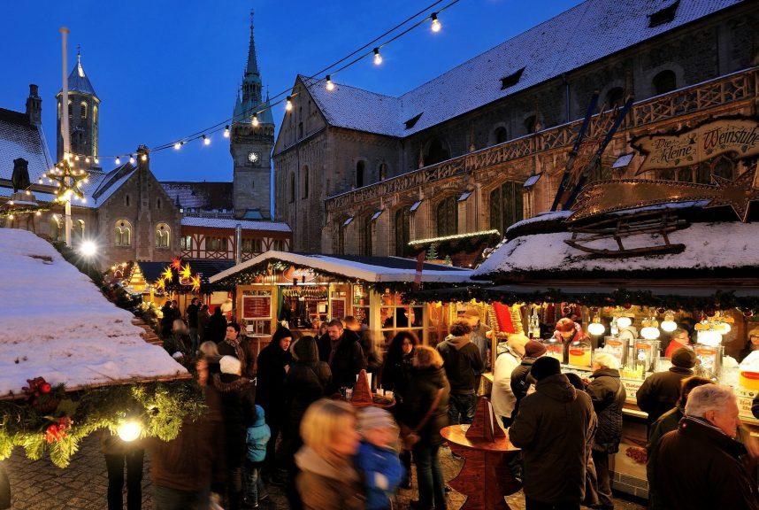 Weihnachtsmarkt Braunschweig Stellplatz