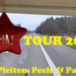 Christmas Tour 2019 – Teil 1 – Pleiten, Pech und Pannen…