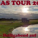 Christmas Tour 2019 – Teil 2 – Heiligabend auf Römö