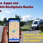 """Neues eBook verfügbar – """"Die besten Apps zur Wohnmobil-Stellplatz-Suche in Europa"""""""