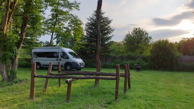 Unsere Womo-Tour entlang der Elbtalauen - viel Natur, Ruhe und Wasser