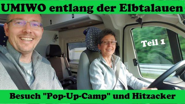 Neues YouTube Video - UMIWO entlang der Elbtalauen Teil 1