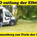 YouTube Video: Entlang der Elbtalauen – Teil 2 – Von Dannenberg zur Perle der Prignitz