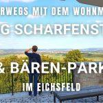 YouTube Video: Im Eichsfeld zur Leinequelle, Burg Scharfenstein & Bären-Park