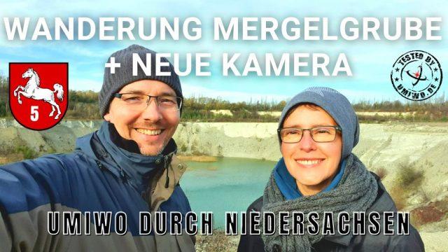 Wanderung zur Mergelgrube + Neue Kamera DJI Pocket 2
