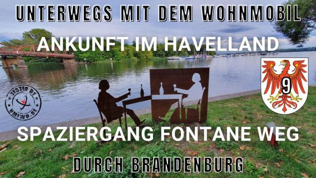 YouTube Videos: UMIWO durch Brandenburg - Das Havelland [YouTube Videos Teil 9 bis 11]