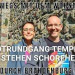 YouTube Video: [#14] UMIWO durch Brandenburg: Stadtrundgang Templin und Freistehen im Barminer Land